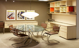 Knoll Chicago Showroom